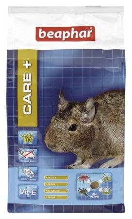 Care+ Degu 250g -  karma Super Premium dla koszatniczek