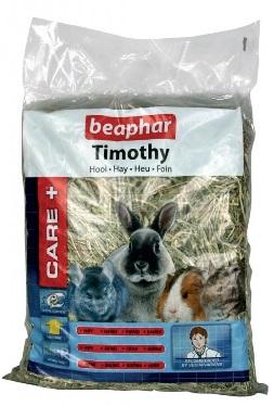 Sianko jako podstawowy składnik diety dla królików i gryzoni