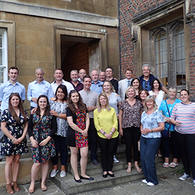 Beaphar UK Team celebrates 25th anniversary