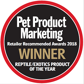 Beaphar wins Aquatic and Exotics/Reptile Product of the Year