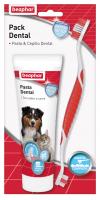 Pack Dental - Pasta Dentífrica y Cepillo Dental