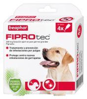 Fiprotec Spot-on para Perros Grandes 20-40 kg - 4 pipetas