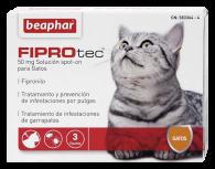FIPROtec Gato 50MG (3pip x 0.5ml)