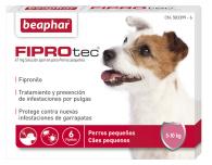FIPROtec Perro Pequeño 5-10kg  (6pip x 0.67ml)