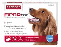 FIPROtec Perro Mediano 10-20kg  (6pip x 1.34ml)