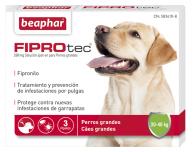 FIPROtec Perro Grande 20-40kg  (3pip x 2.68ml)