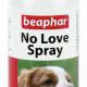 No Love Spray - Spanish/Italian/Greek