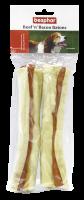 Rollos de Buey y Bacon