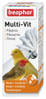 Multi-Vitaminas Pájaros 20 ml