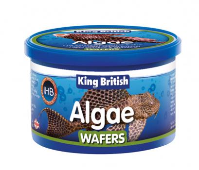 King British Algae Wafers (con IHB)
