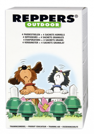 Kit Repelente Exterior 'Reppers Outdoor Set'