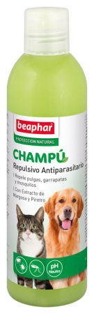 Champú Repulsivo Antiparasitario 250ml