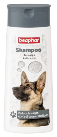 Bubbles Shampoo Anti-Dandruff - Spanish