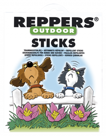 Sticks Repelentes Exterior 'Reppers Outdoor Sticks'