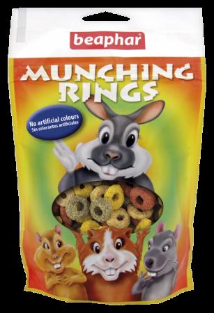Munching Rings Golosinas Roedores 75 g