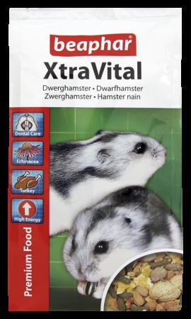 XtraVital Hámster Enano 500 g