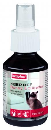 Keep Off - Spanish/Portuguese