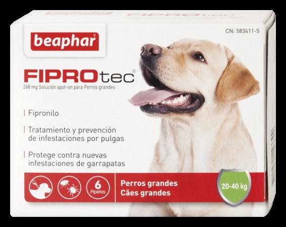 FIPROtec Perro Grande 20-40kg