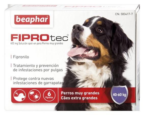 FIPROtec Perro Muy Grande 40-60kg