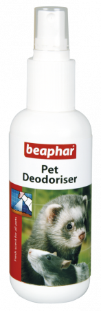 Desodorante para Hurones y Roedores