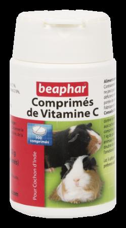 Vitamina C en Comprimidos para Cobayas