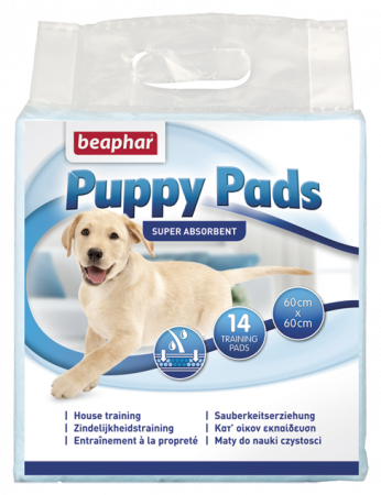 Puppy Pads 14 unidades