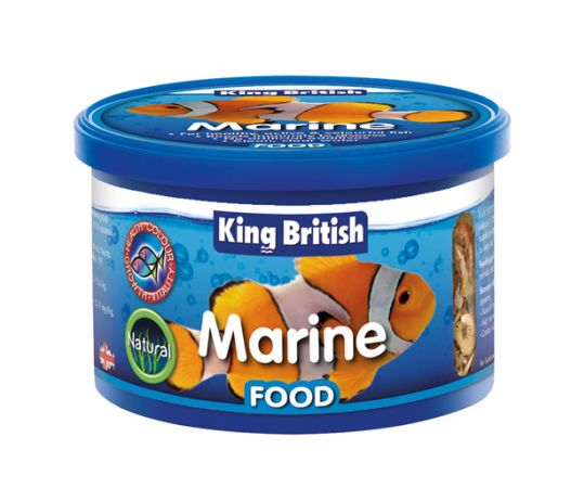 King British Marine Food