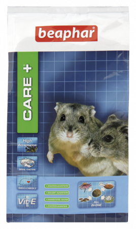 CARE+ Hamster Enano 250g