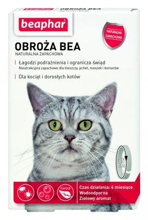 Obroża ochronna dla kotów