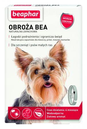 Obroża BEA naturalna zapachowa S