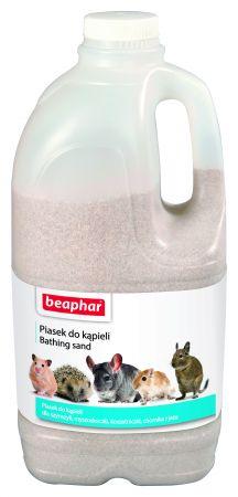 PIASEK DO KĄPIELI BATHING SAND 1.3 kg - dla małych zwierząt