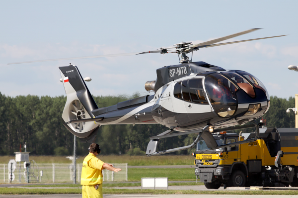 AIRBUS HELICOPTER EC120B
