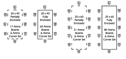 Arena Boards