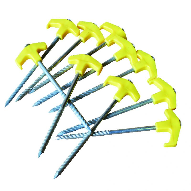 Set of 10 Ground Pegs