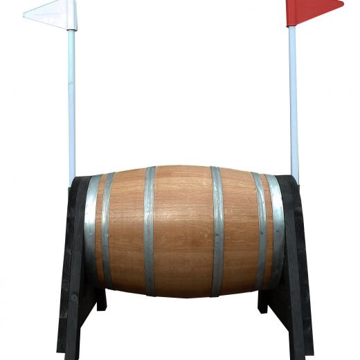 Hanging Barrel