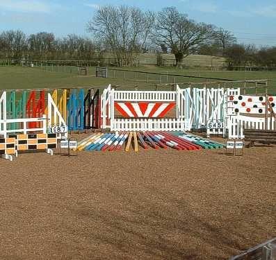 12 Jump Bumper Set