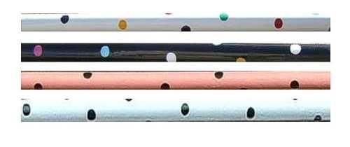 Premium Spotty Poles
