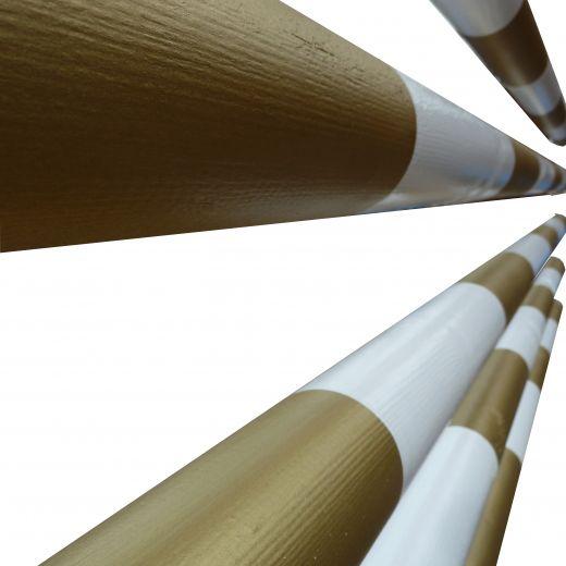 Premium Metallic Poles