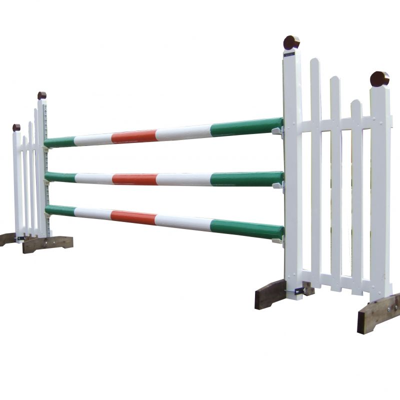 Premium 5 Hoop Poles 3 Colour