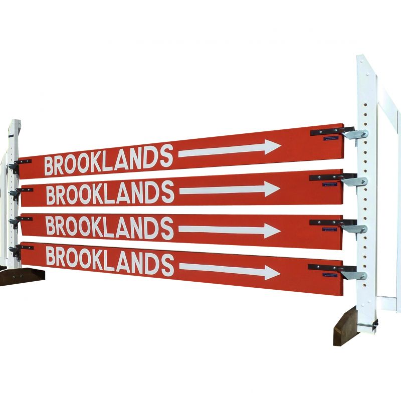 Hickstead Style Planks