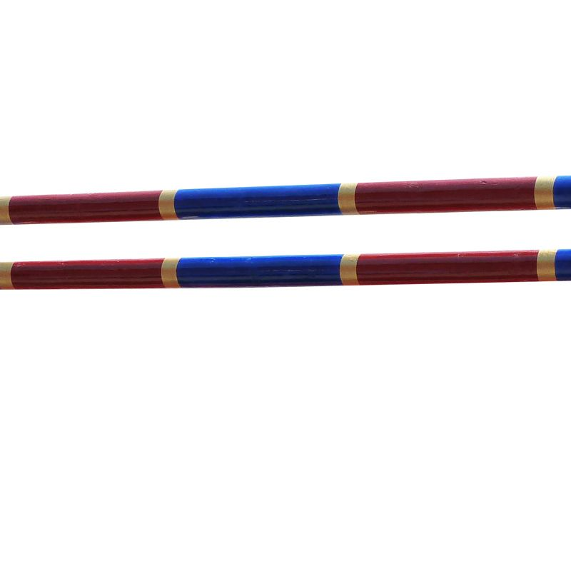 Metallic Poles
