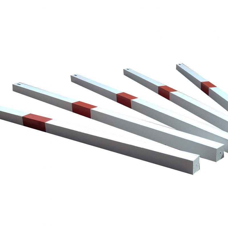 2.4m Square Trot Poles in stock