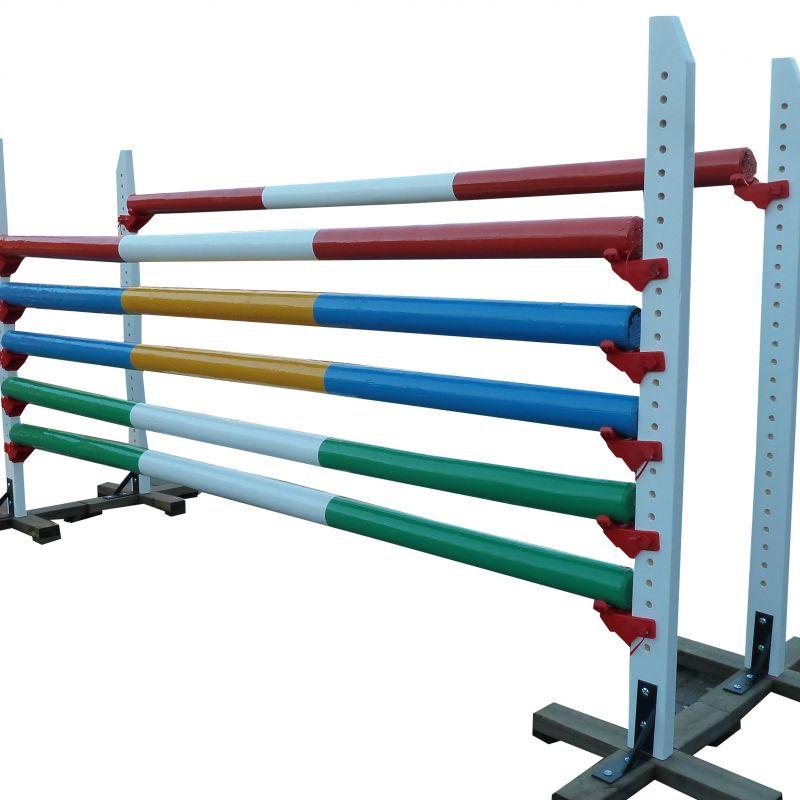 Premium Triple Hoop Poles