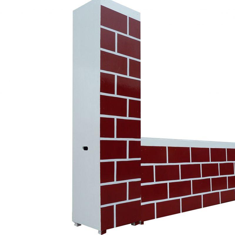 Wall Pillars