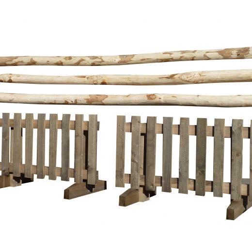 Woodland Poles