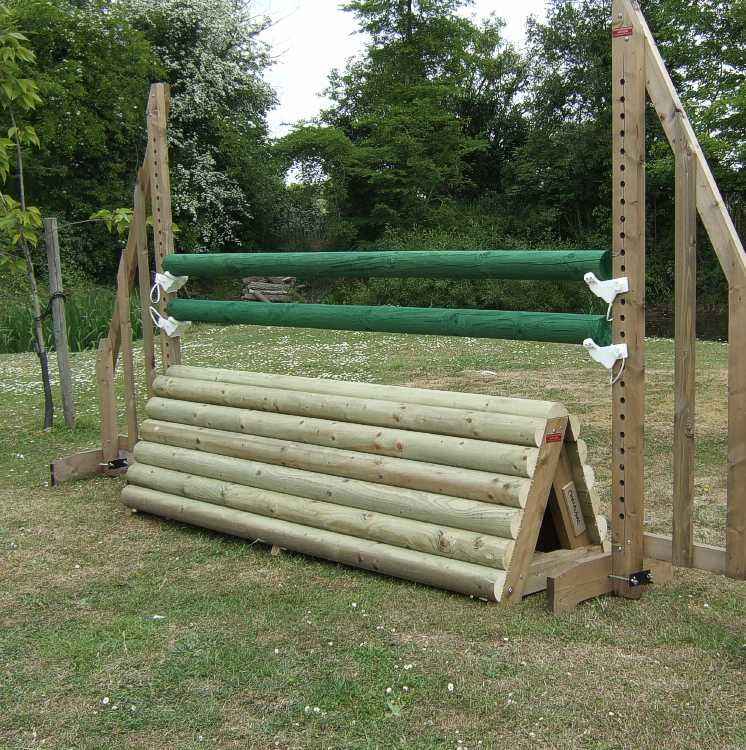 Log pile Fillers