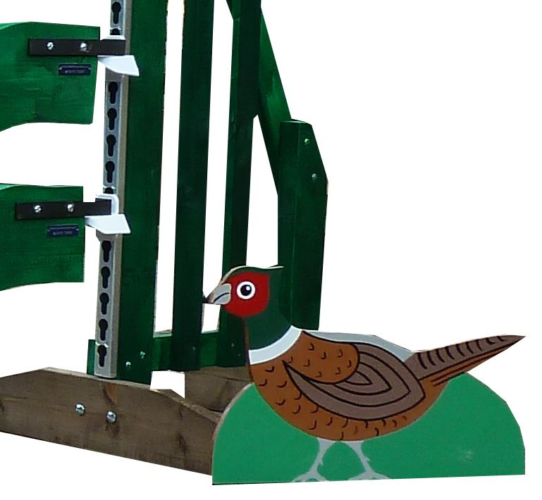 Character - Pheasant