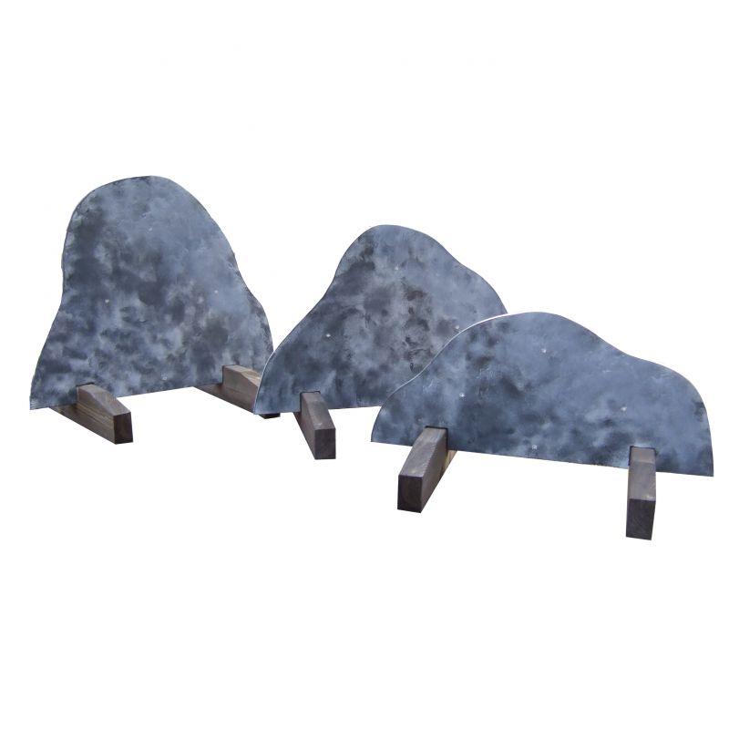 Set of 3 Boulders
