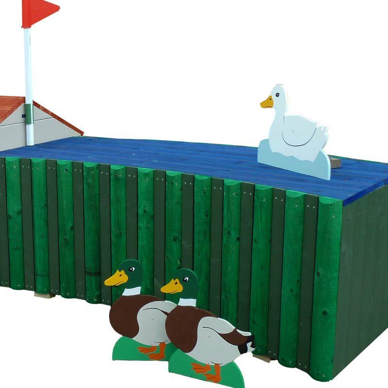 Character - Quacky Duck