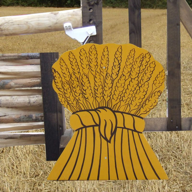 Character - Wheat Sheaf